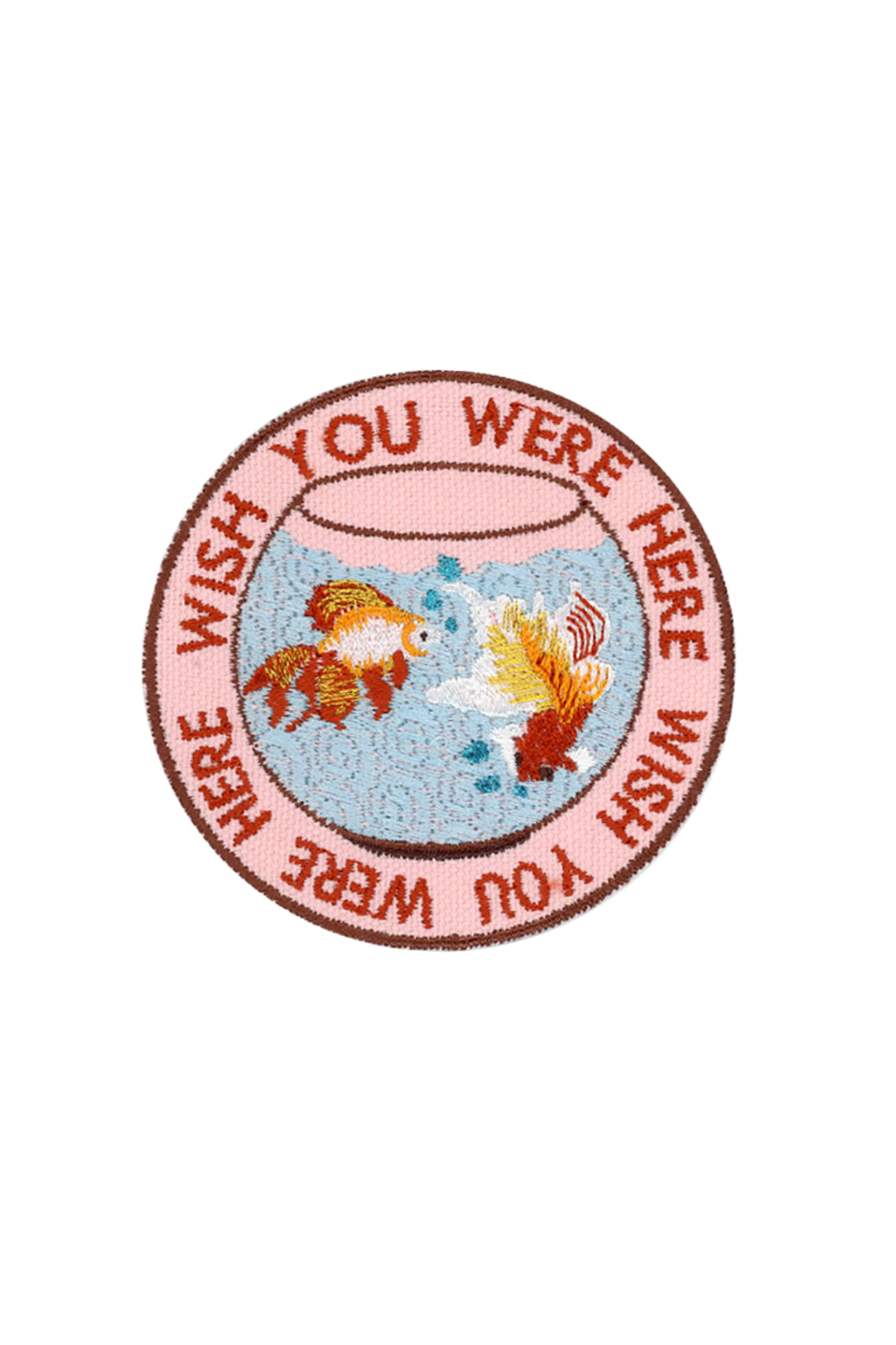Wish You Were Here Patch