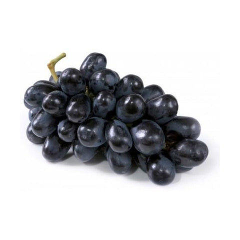 Black Grapes (Residue Free) - 500gms