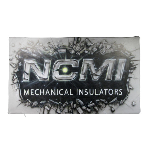 NCMI Rectangular Pillow Case only