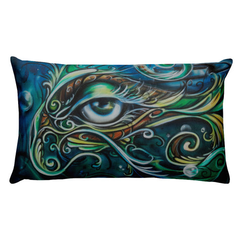 All Seeing Eye Pillow