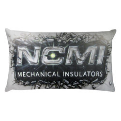 NCMI Rectangular Pillow