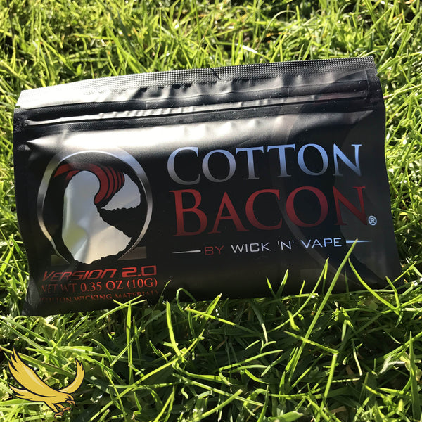 Cotton Bacon v2.0 now available!