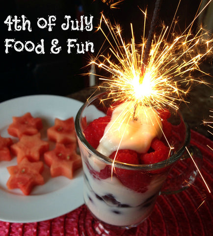 4th of July Food & Fun- Freebie