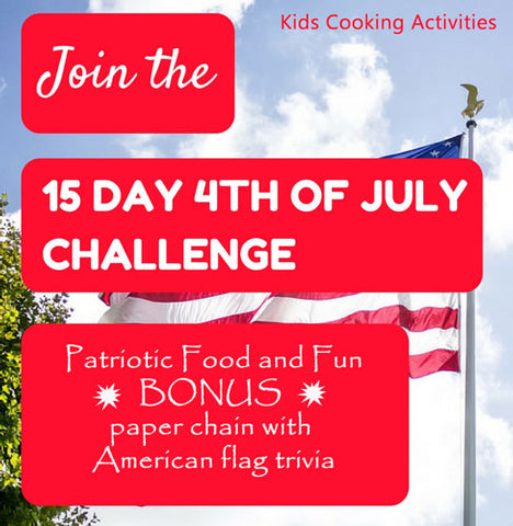 4th of July Food & Fun- American Patriotic Fun Ideas and Recipes