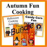 Autumn Fall Fun Cooking Bundle
