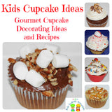 Kids Cupcake Decorating