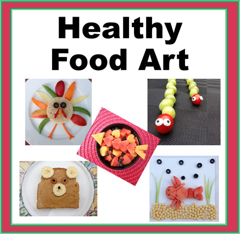 Healthy Food Art for Kids