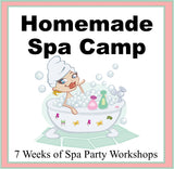 Homemade Spa Workshops