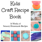 Kids Craft Recipe Book
