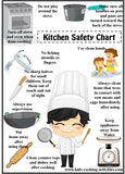 Kids Cooking Lessons Student Manual