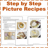 Step by Step Photos Cookbook