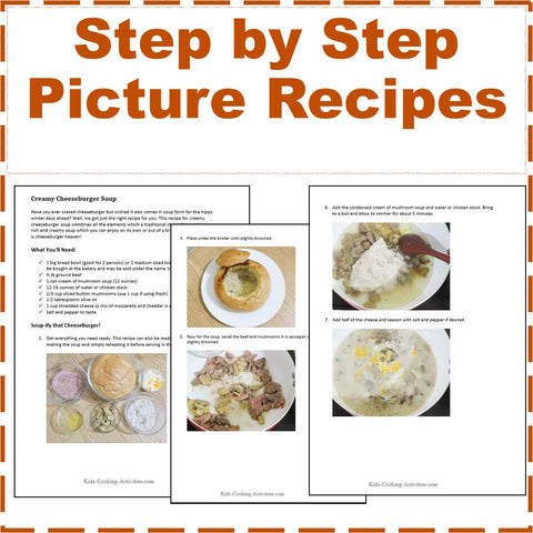 Lunch and Dinner Step by Step Photos Cookbook