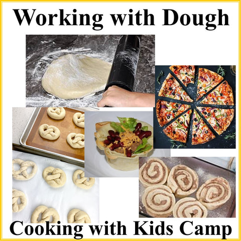 Working with Dough Camp