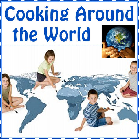 Cooking around the World Studies
