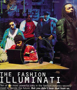 The Fashion Illuminati by XXL Magazine