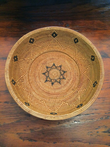 Beautiful Tenganan basket available at Tender Land Home. #bali #tenganan #catskills #summer #iloveny #phoeniciany #handmade #basket #hudsonvalley #upstateny #weave #phoenicia tenderlandhome.com