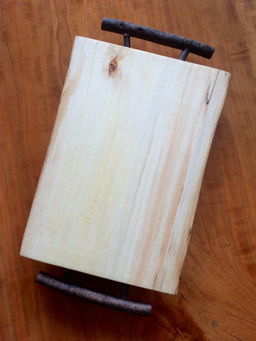 Poplar Serving Board