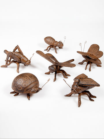 Iron Insect Menagerie