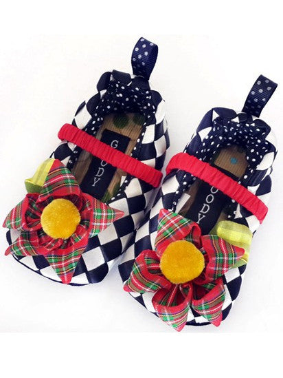 Royal Steward Baby Shoes Tender Land Home shower gift infant Christmas
