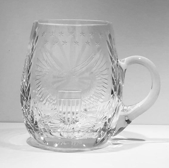 Waterford Bicentennial Tankard