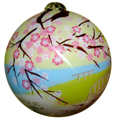 National Cherry Blossom Festival Official Ornament (2014)