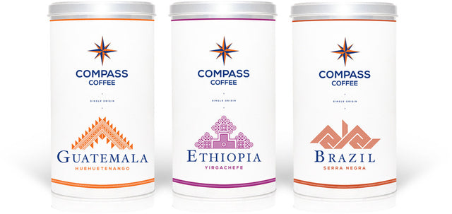 Compass Coffee (12 oz.)