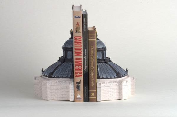 Library of Congress Jefferson Dome Bookends