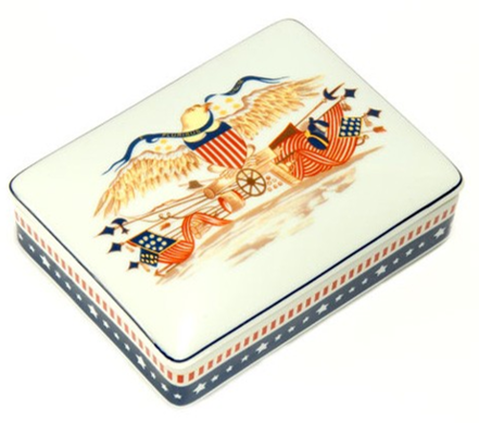 Colonial Eagle Large Box