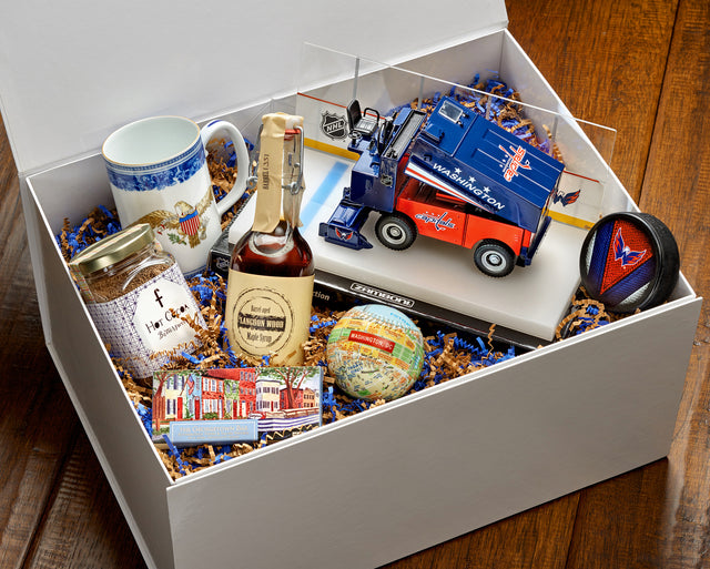 Sporty Gift Box Sampler