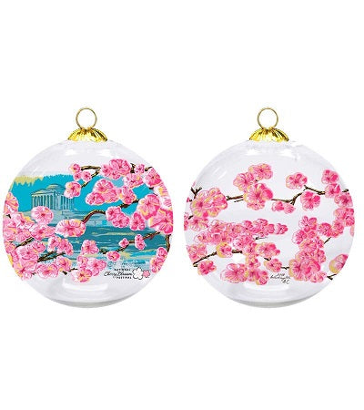 National Cherry Blossom Festival Official Ornament (2018)