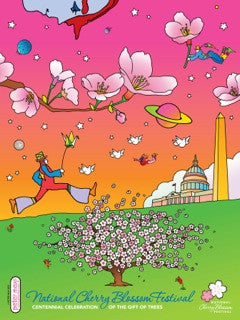 National Cherry Blossom Festival Official Poster Centennial Edition (2012)