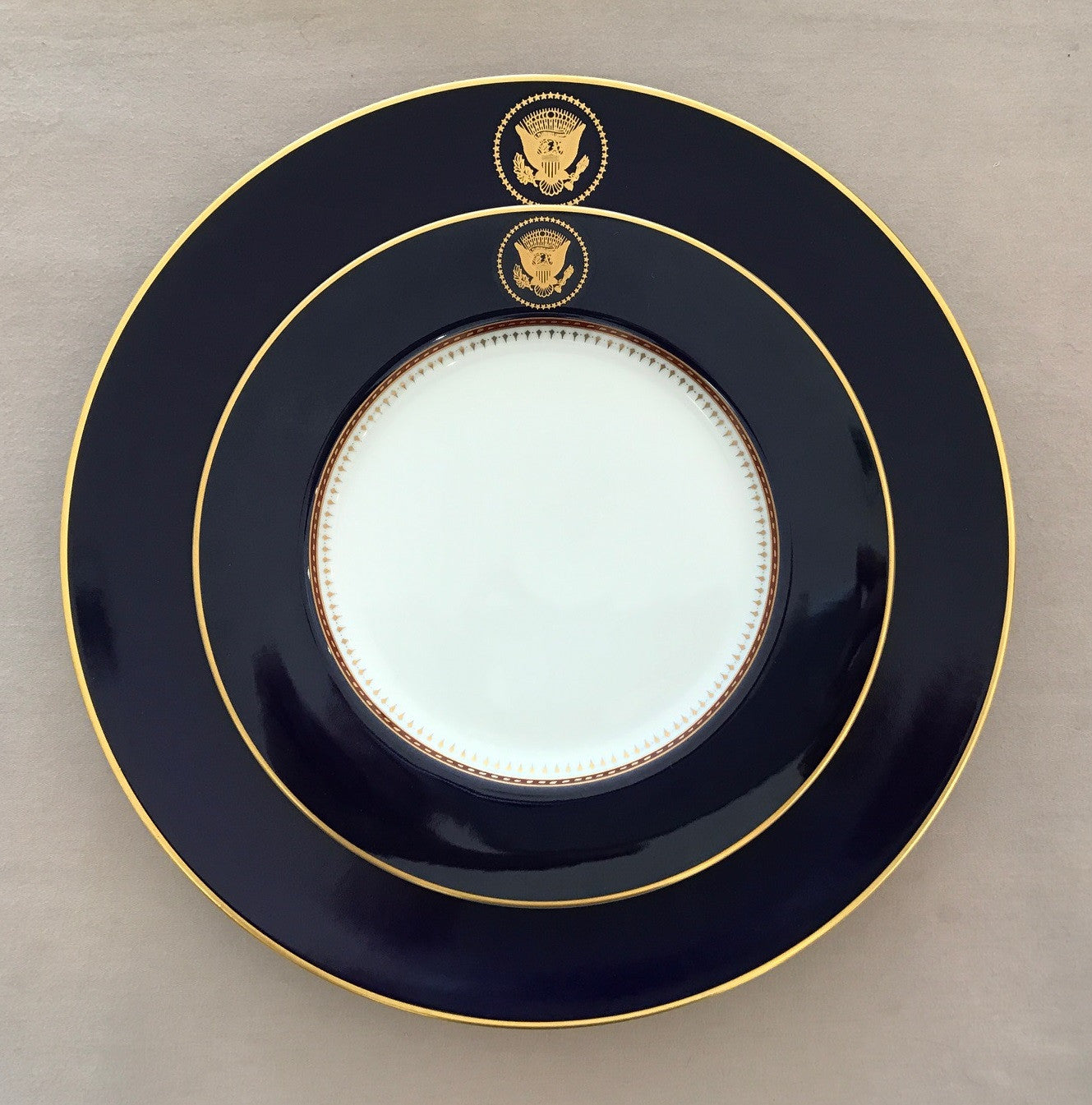 Ronald Reagan White House Presidential China