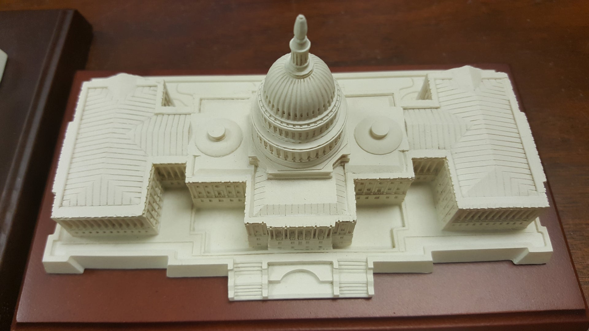 u s capitol building scale model iconsdc