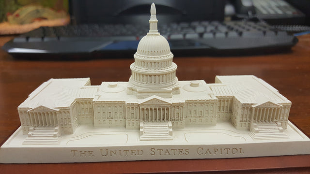 U.S. Capitol Building Scale-Model