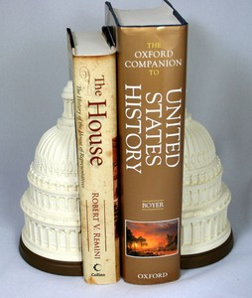 Capitol Dome Marble Bookends