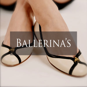 Luxury Ballerina Shoes