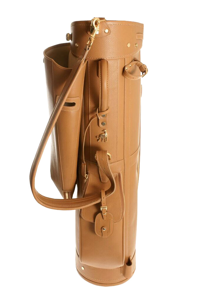 Treccani Milano Calfskin golf bag