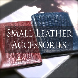 Luxury Small Leather Accessories