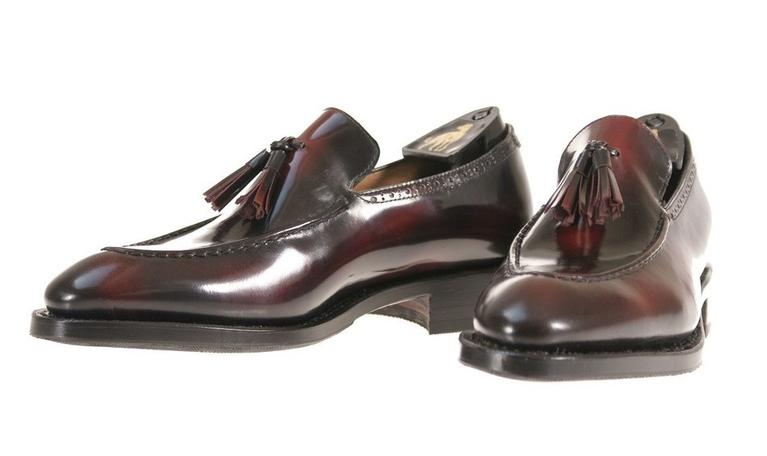 INCREASE CLIENT'S HEIGHT Bespoke Shoes Toronto