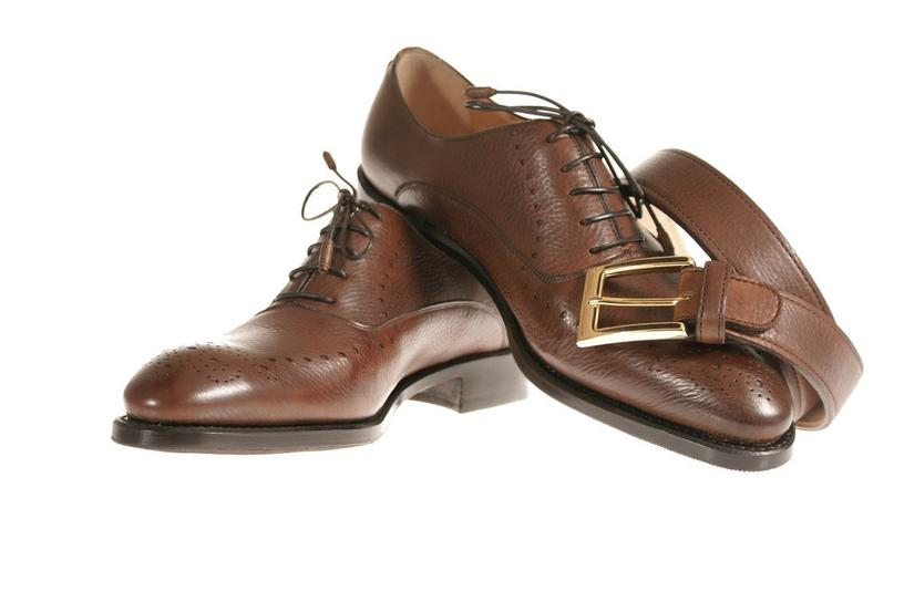 bespoke shoes with matching belt toronto