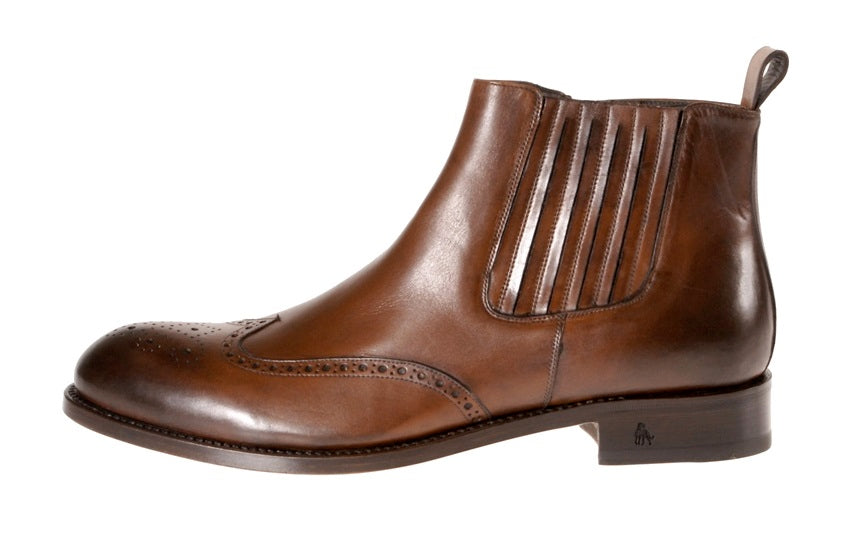 Buy Handmade Luxury Italian Men's Boots Online Toronto