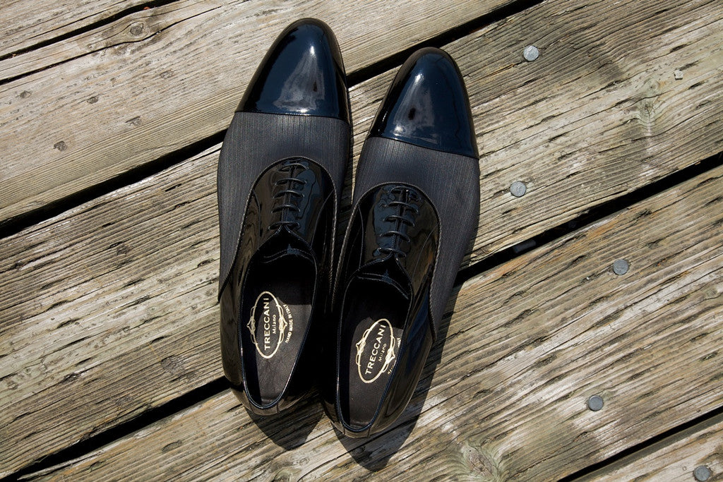 Best Custom Tuxedo Shoes Toronto