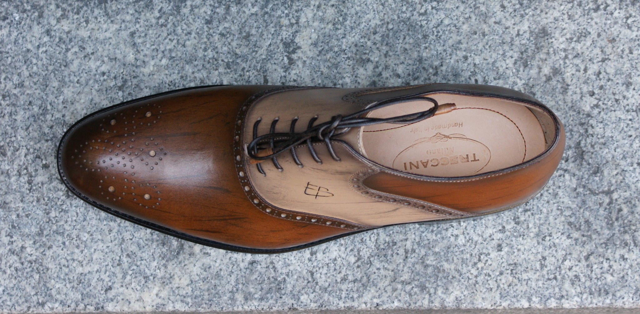 Luxury Italian Men's Shoes Lace Up Toronto NYC
