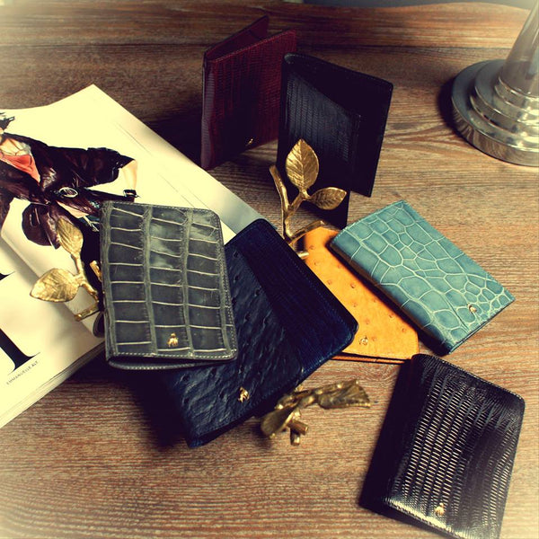 Luxury Men's Small Leather Accessories Online