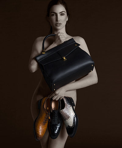 f940b130a Blog About Luxury in Italian: BeSpoke Shoes Golf Leather Accessories ...