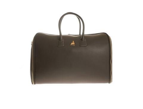 Garment Bag Brown Calfskin Last Call