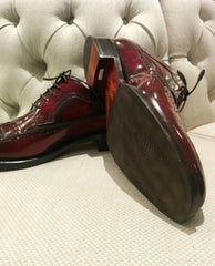 Men's Bespoke Italian Shoes Luxury Handmade in Italy