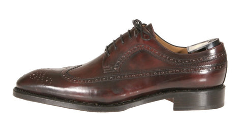 Venezia Calfskin Derby Shoes LAST CALL | US size 12