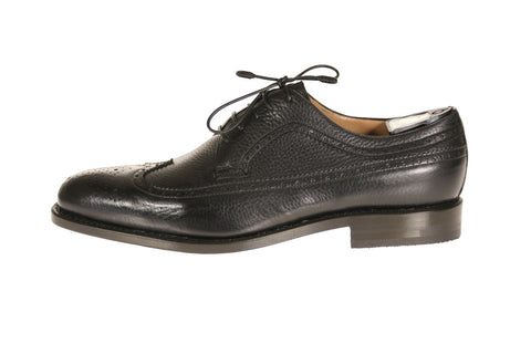 Toscana Deer Leather Derby Shoes
