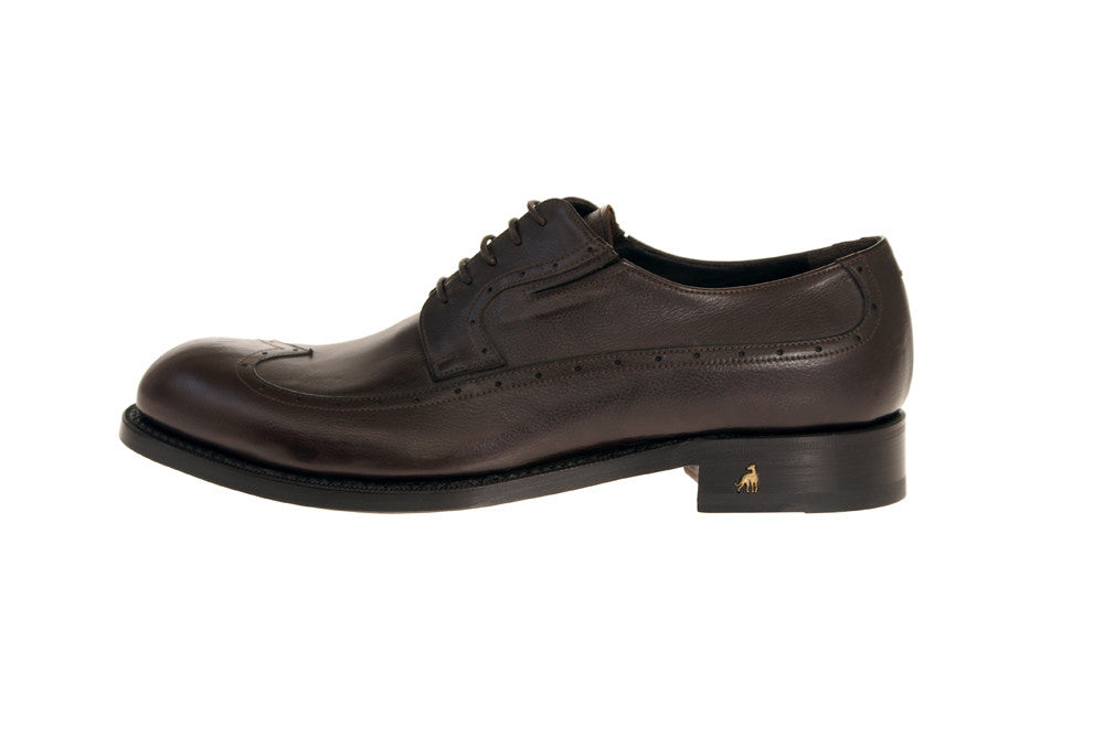 Brown Derby Italian Men's Shoes